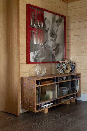 Фото №9 - Современная дача в деревянном доме в Суздале