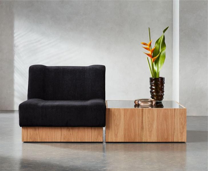 Фото №3 - Коллекция мебели и аксессуаров Ленни Кравица