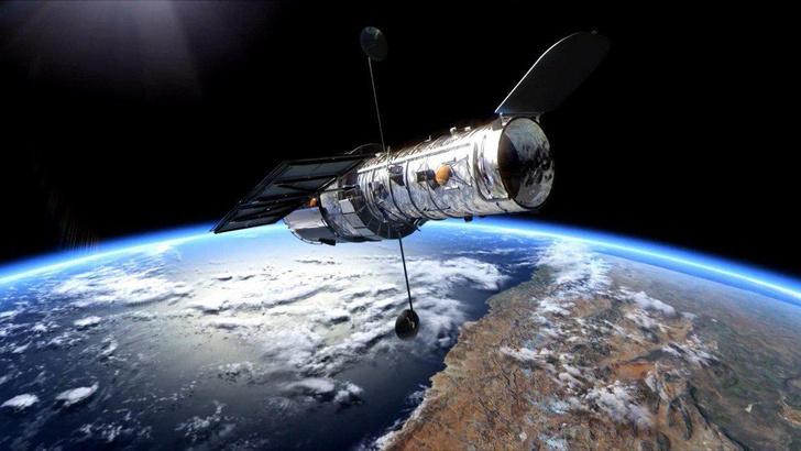 Фото №1 - Первый в космосе: технологии NASA для комфортного сна