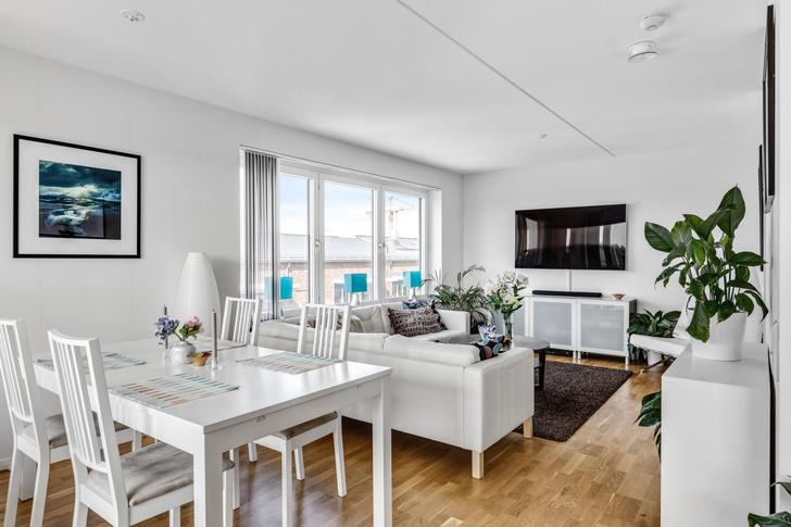 Фото №3 - Квартира 84 м² в светлых тонах в Стокгольме