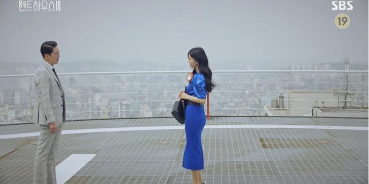 Фото №20 - Самые стильные сумки героинь в третьем сезоне дорамы «Пентхаус»