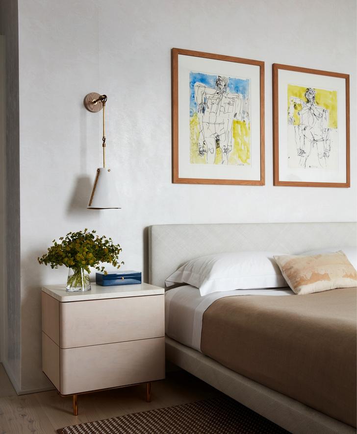 Фото №7 - Дизайнерские апартаменты с видом на Гудзон