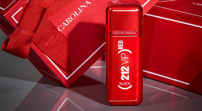 Carolina Herrera запускает лимитированную серию ароматов (212)RED VIP