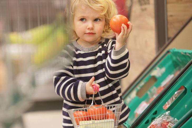 помидоры для ребенка польза и вред