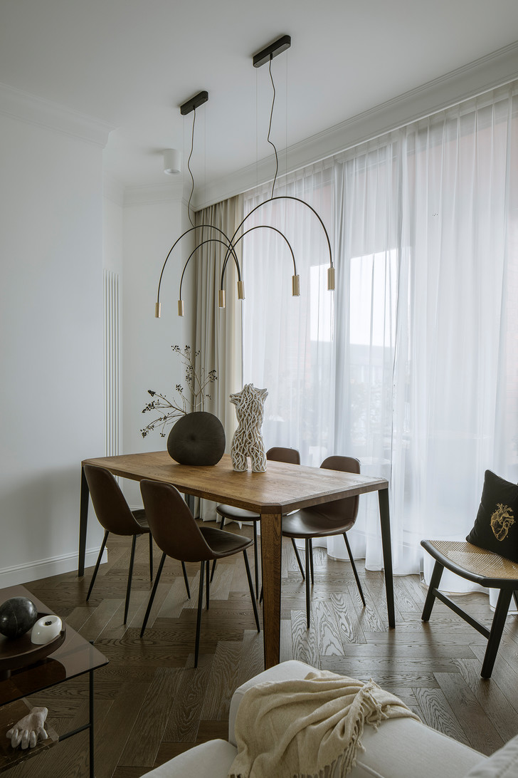 Фото №3 - Квартира с парижской атмосферой в Варшаве