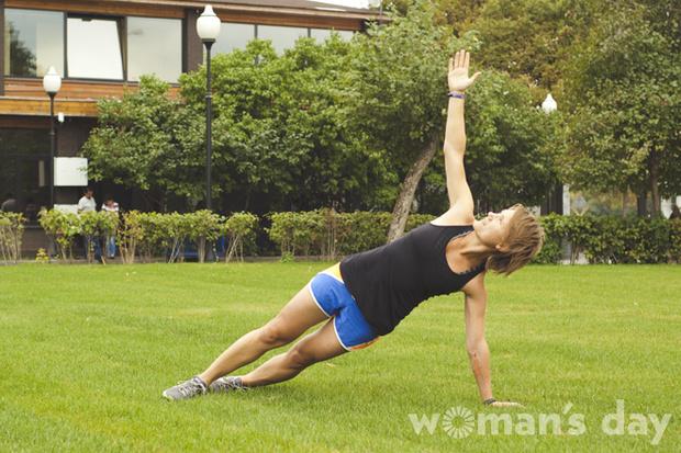 планка как делать какие мышцы работают как правильно стоять как начать как часто делать какая польза как деражать