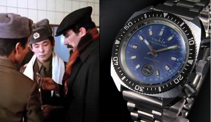 часы, советское кино, Мимино