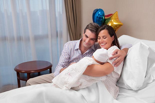 Фото №1 - Первый день после роддома