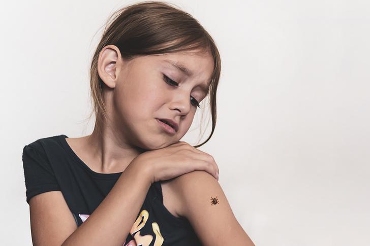 Фото №1 - Как уберечь ребенка от клещей: 4 вопроса врачу