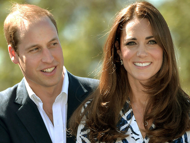 Фото №1 - Реальная любовь: самые трогательные фотографии Кейт и Уильяма