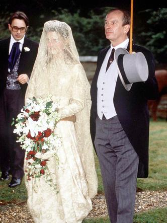 Фото №2 - Несчастливые браки Спенсеров: почему брат принцессы Дианы развелся с первой женой