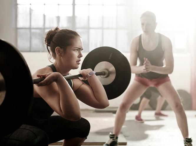 Фото №2 - Почему силовые тренировки необходимы даже худеющим