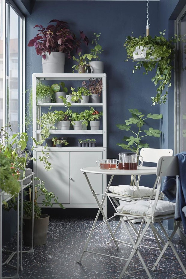 Фото №5 - Маленький балкон: полезные советы по оформлению