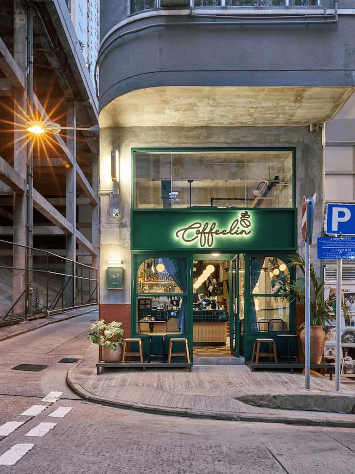Фото №10 - Итальянская кофейня в Гонконге
