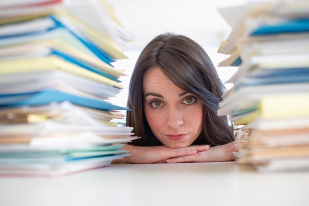 Фото №1 - Как правильно хранить документы