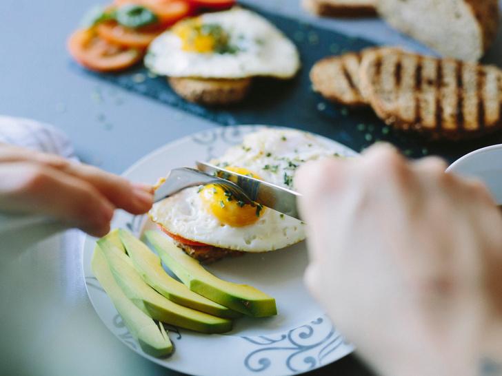Фото №2 - 6 пищевых привычек, которые избавят вас от стресса