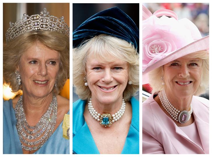 Фото №1 - Шкатулка будущей королевы: любимые украшения герцогини Камиллы
