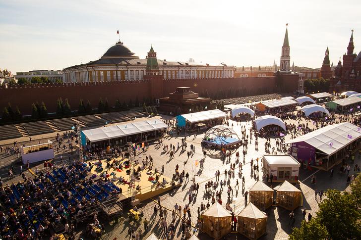 Фото №6 - В Москве открывается книжный фестиваль «Красная площадь»