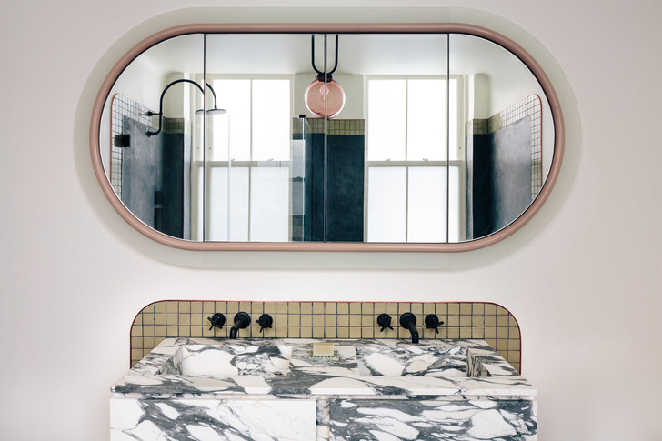 Фото №7 - Квартира с винтажными акцентами в Нью-Йорке