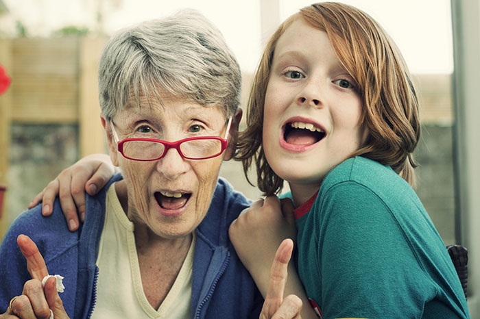 Фото №1 - Бабушка вместо свекрови