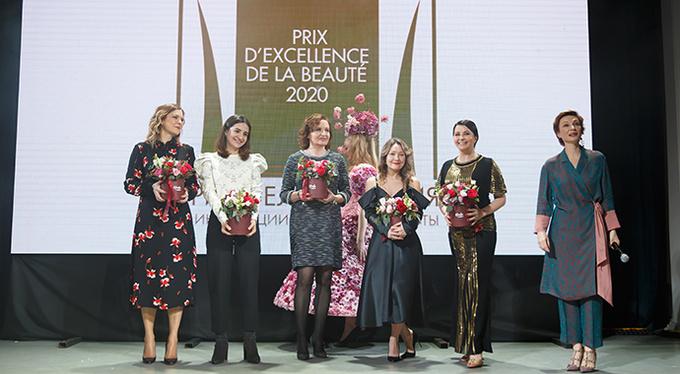 Marie Claire вручил награду Prix d'Excellence de la Beauté лучшим бьюти-средствам года
