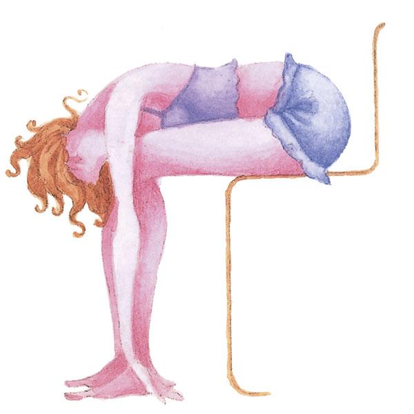 Фото №2 - Постнатальная (послеродовая) йога