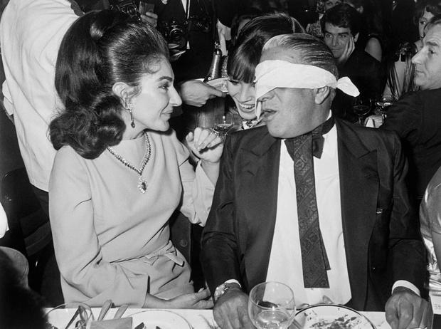 Фото №9 - Оперная дива, миллиардер и первая леди: современная греческая трагедия