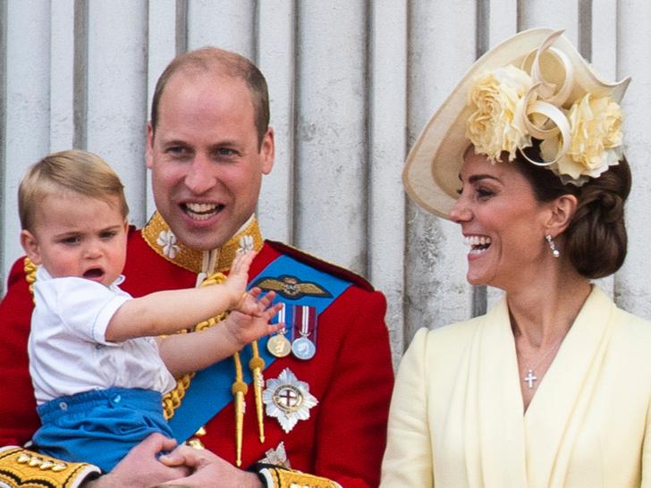 Фото №1 - «Копия Джорджа»: как принц Луи изменился за карантин