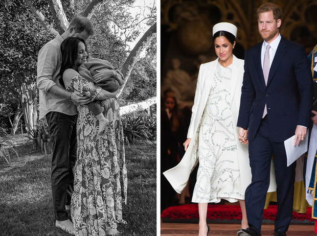 Фото №1 - Другое положение: 7 различий между первой и второй беременностями герцогини Меган