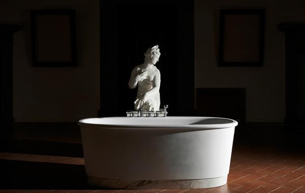 Фото №1 - Мировая премьера ванны Holiday от Devon & Devon