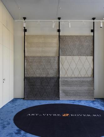 Фото №13 - Шоурум салона ковров Art de Vivre в Казани