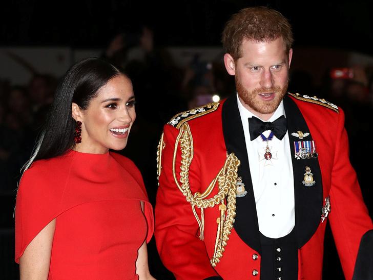 Фото №3 - Новые неприятности: какого титула лишили принца Гарри (и при чем здесь Уильям)