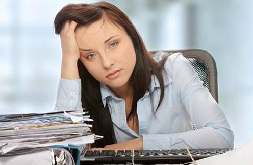 Усталость от работы в офисе — www.wday.ru