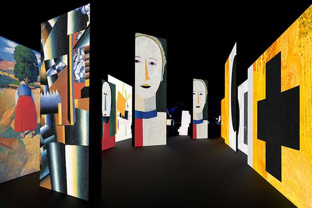 Фото №1 - В Москве открывается выставка «Великие модернисты. Революция в искусстве»