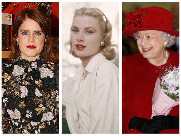Фото №1 - Смелый выбор: как королевские особы носят красную помаду