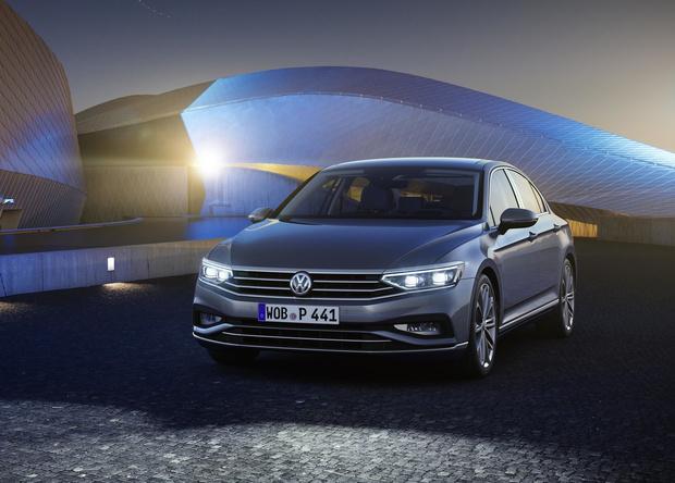Фото №10 - Семь нордически выдержанных фактов о Volkswagen Passat