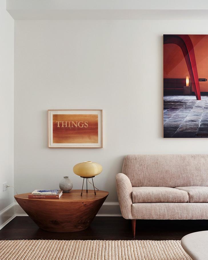 Фото №4 - Квартира нью-йоркского коллекционера искусства