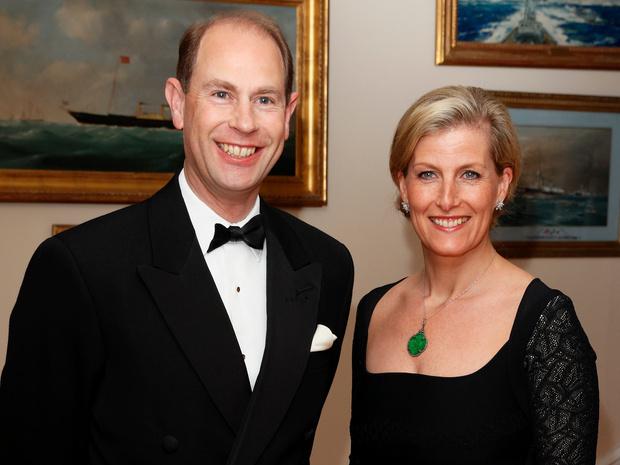Фото №1 - Особые условия: чем дом Софи и Эдварда Уэссекских отличается от других королевских резиденций