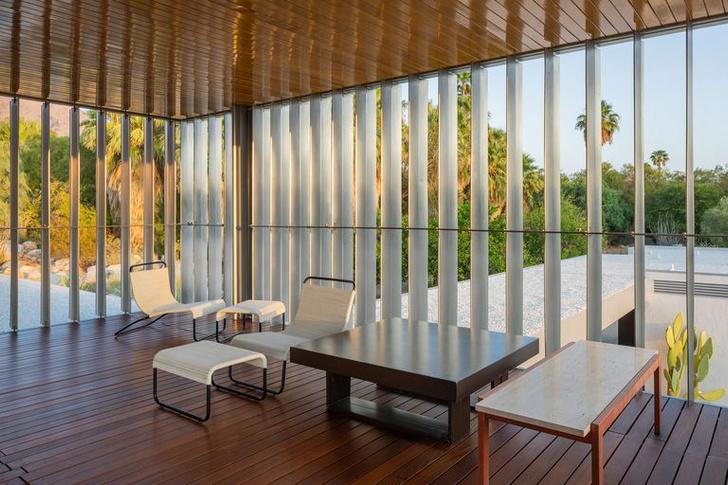 Фото №8 - В Америке продается модернистская вилла по проекту Рихарда Нойтры