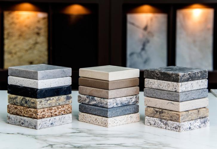 Фото №2 - Дорого-богато: пять идей использования мрамора в интерьере