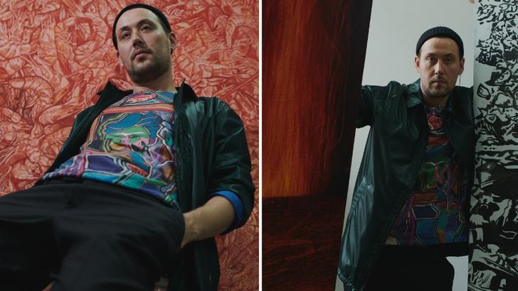 Фото №2 - Интервью с художником Сашей Купаляномо стрит-арте и душе