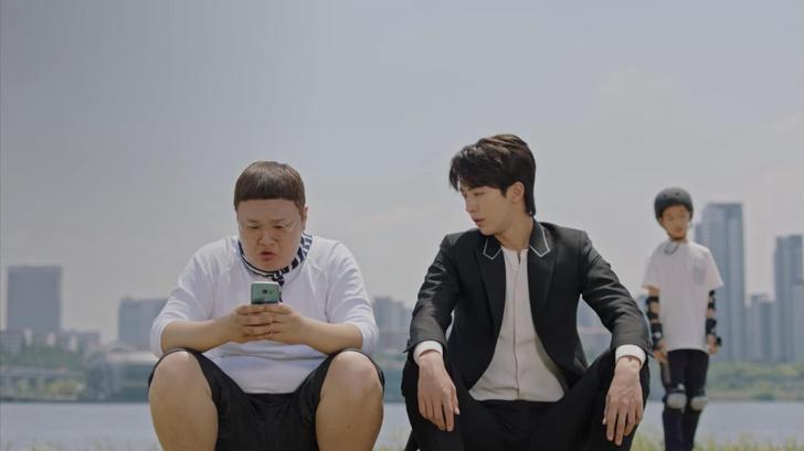 Фото №2 - Лучшие бромансы в корейских дорамах 😎