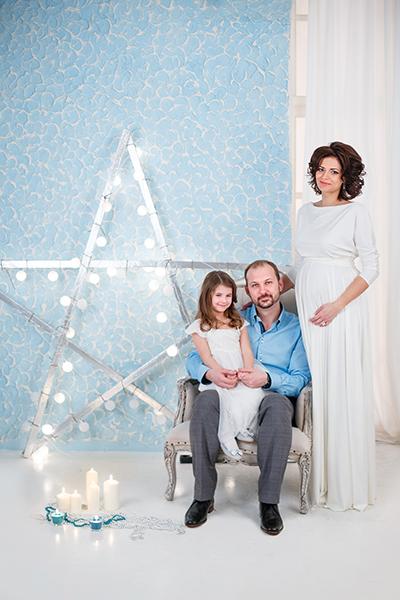 Фото №2 - «Мама, папа, я - стильная семья 2» - итоги конкурса
