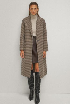 Фото №4 - Осенняя классика: где искать пальто в клетку, как у герцогини Кейт