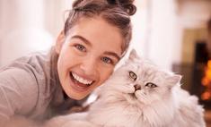 Как стать счастливой: 12 мудрых советов от вашего кота