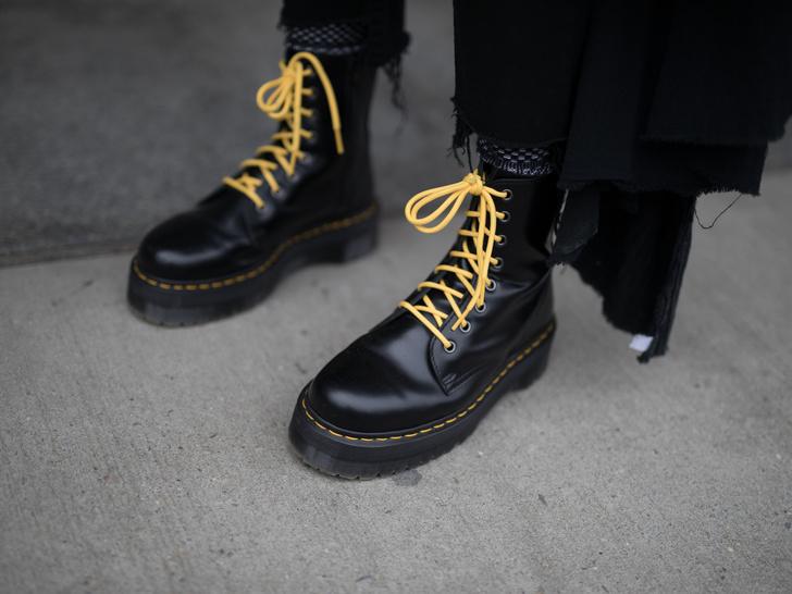 Фото №2 - Обувь столетия: как Dr. Martens стал любимым брендом звезд