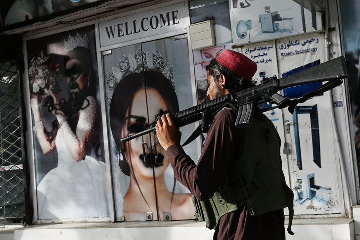 Фото №2 - «Я предпочитаю умереть»: что говорят девушки Афганистана о ситуации в стране