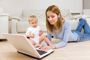 Фото №1 - Блого-мамы или блоги молодых мам