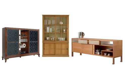 буфеты, мебель для столовой, посуда