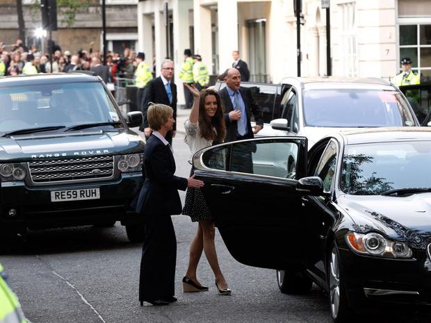 Фото №9 - Еще 8 любопытных фактов о свадьбе Кейт и Уильяма, которых вы точно не знали